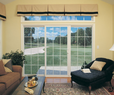 Sliding Glass Patio Doors In San Antonio For Central And South Texas