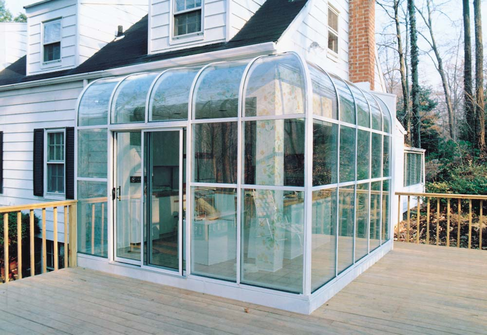 Curved Glass Sunrooms Sunrooms4u