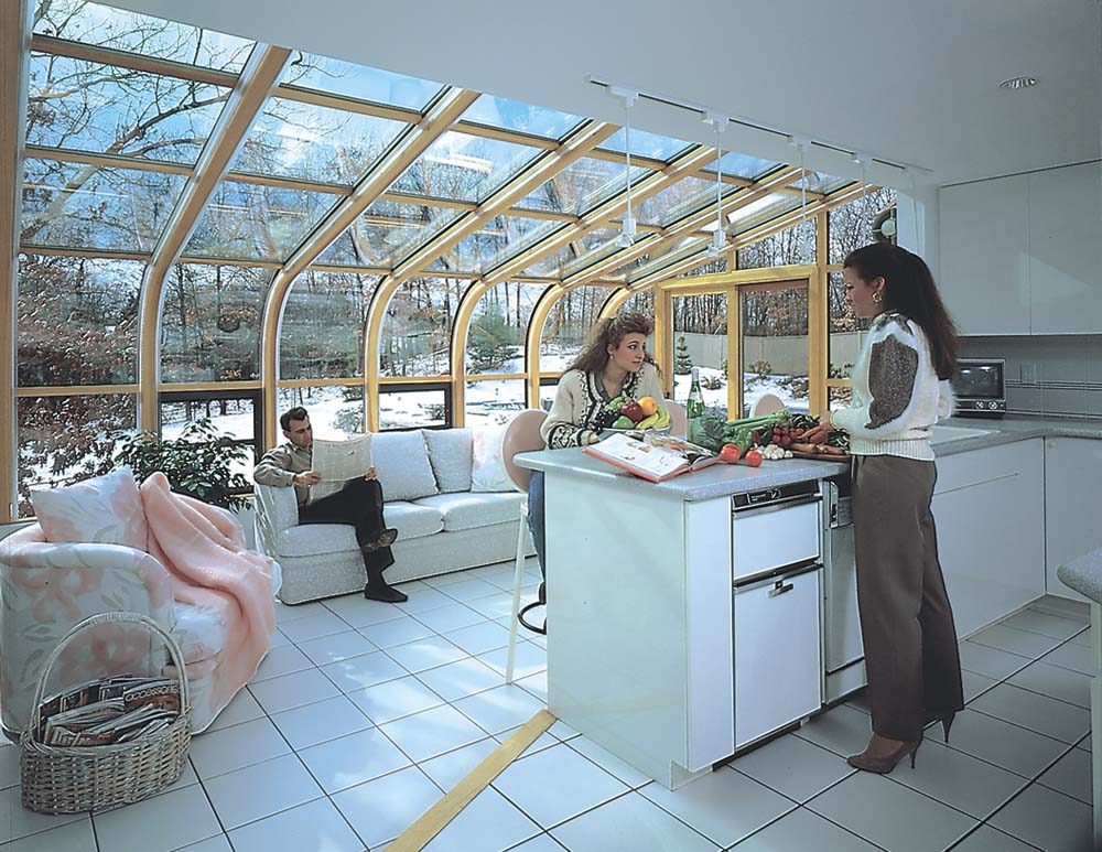 Luxury Sunroom
