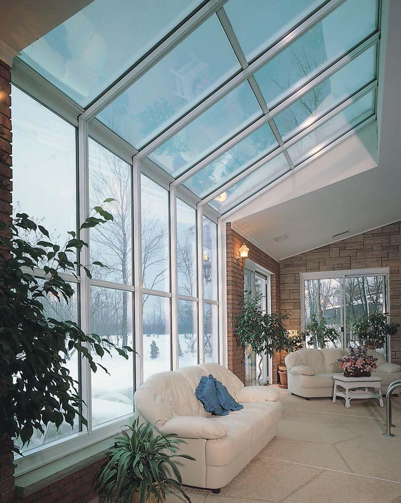 Straight Glass Sunrooms Sunrooms4u