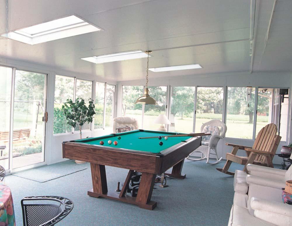 Studio Sunroom